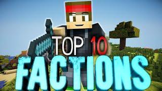 "Minecraft Saturday | TOP 10 ""Factions"" Plugins! (SPECIAL) | #32"