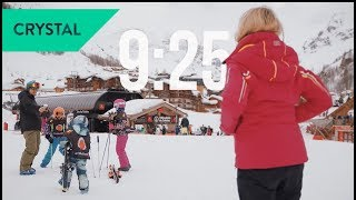 Ski Holidays - What's Your Winter Moment?   Crystal Ski Holidays