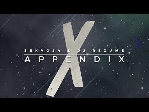 Sekvoja & Dj Rezumé - Appendix