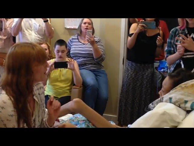 Florence And The Machine направија приватен концерт за една болна девојка