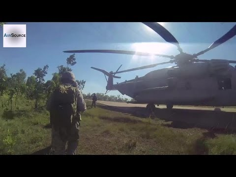 Marine Rotational Force-Darwin & Australian Defense Force Air-Ground Exercise