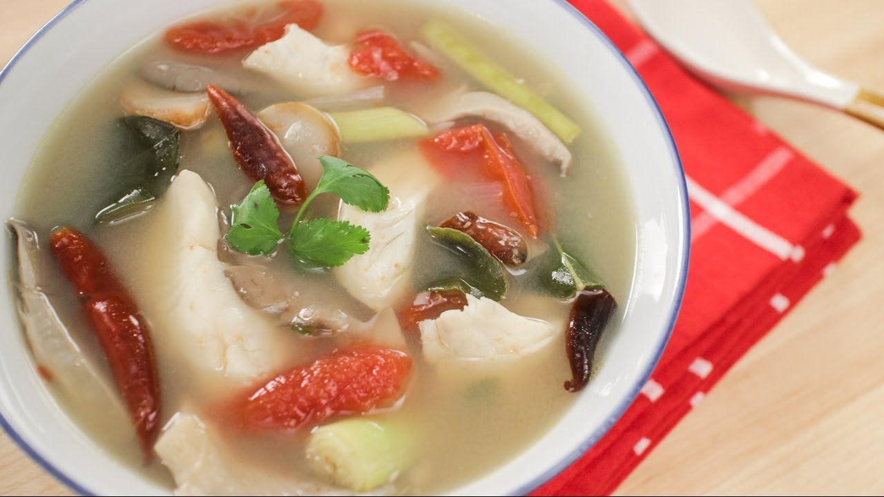 Thai Kitchen Soup Recipe
