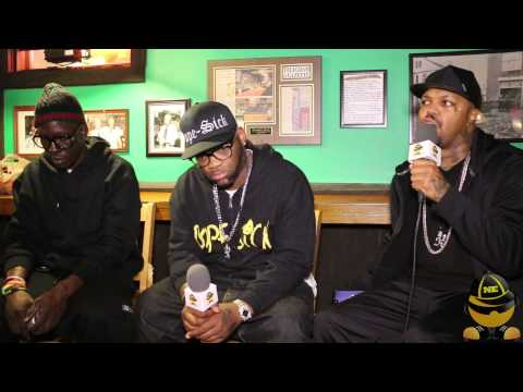 Da Mafia 6iX Talk Forming The Killjoy Club, Beat Selection on
