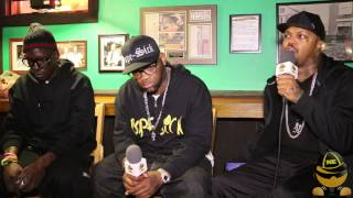 Download Da Mafia 6iX Talk Forming The Killjoy Club, Beat Selection on