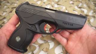 Vektor CP1 9mm South African Semi Auto (Remington R51 Styling) Overview - Texas Gun Blog