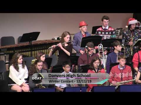 Danvers High School Winter Concert - 12/11/19