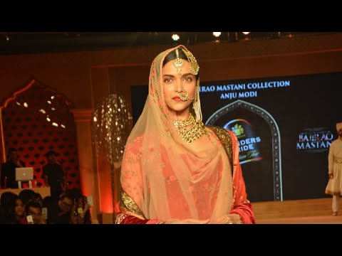 Deepika Padukone Walks The Ramp As Mastaani