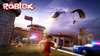 NEW JAIL!! -Roblox