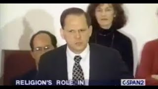 Roy Moore Drive By Shootings Happen Because We Teach Evolution