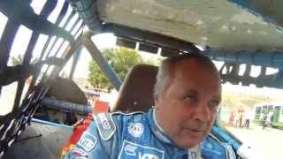 Валентин Николаев на Чемпионате России по автокроссу (г. Курск 2014)