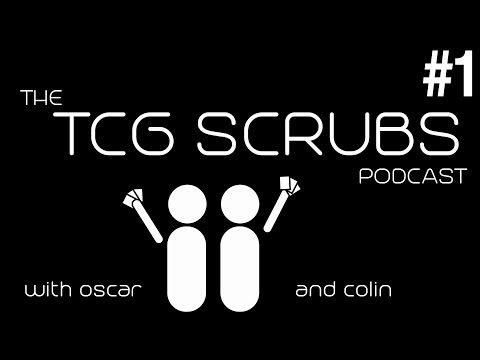 Tcg Scrubs Podcast: Ep. 1 - The Reboot - Interview with Alex Blandin