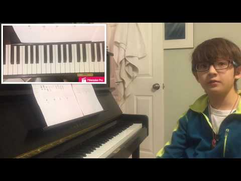 Piano Cover NF No Name Intro Nathan Feuerstein