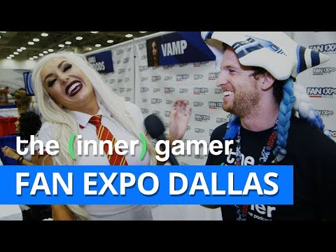 Jessica Nigri Full Interview // FAN EXPO Dallas 2018