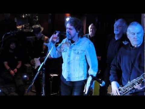 Ali McKenzie - Hoochie Coochie Man - at The Ealing Club