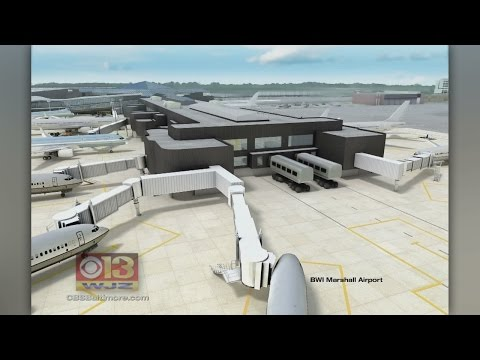 Expansion Coming To BWI Airport