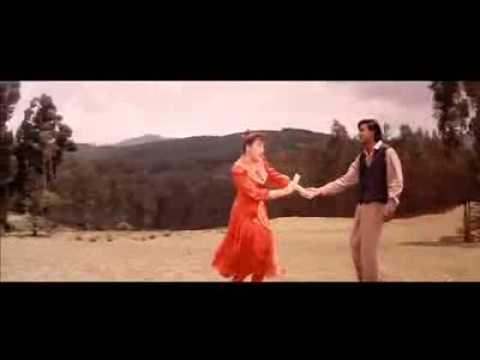 ▶ Pyar Ke Kagaz Pe Dil Ki Kalam Se  Jigar 1992 ] Ajay Devgan & Karisma Kapoor   YouTube