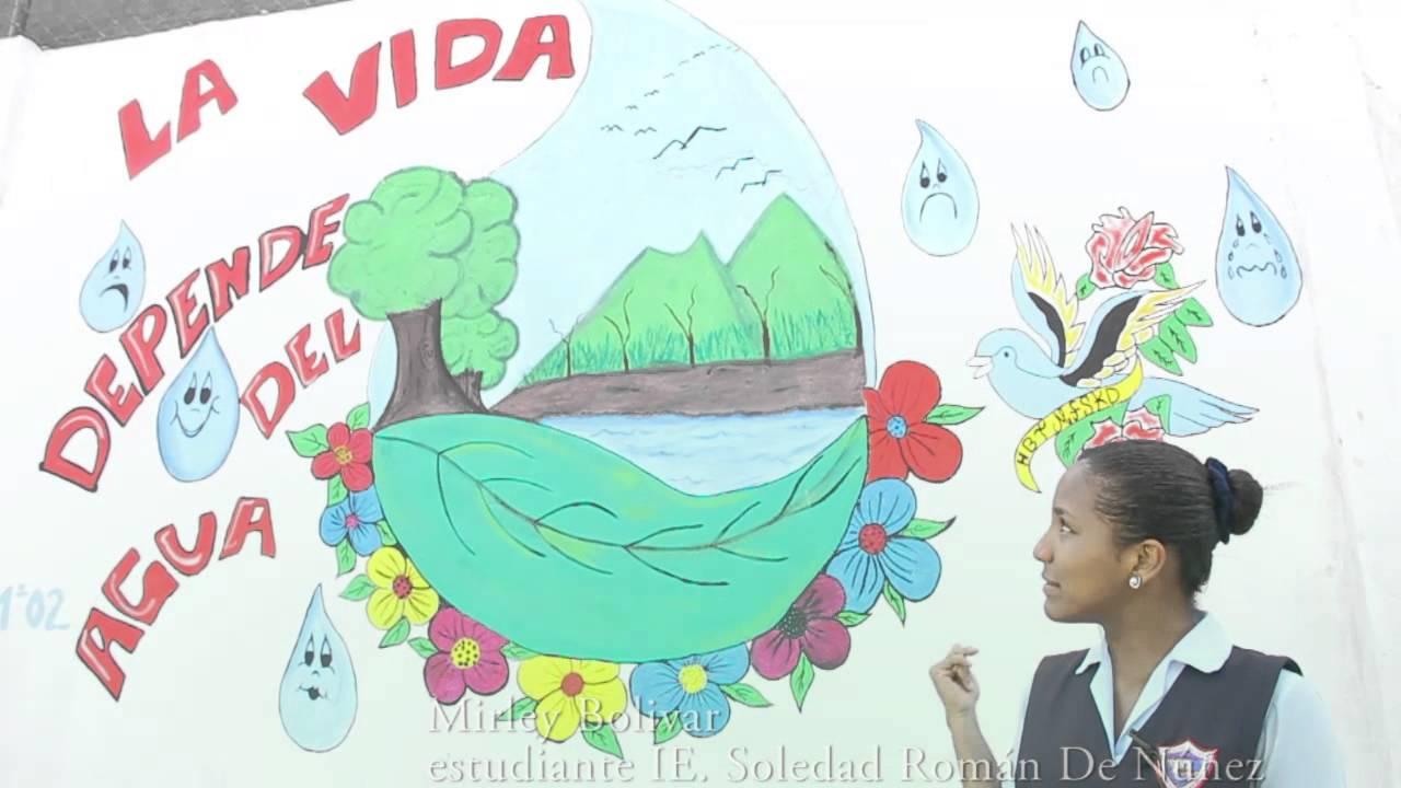 Dia Mundial Del Ambiente Premiacion De Murales Youtube