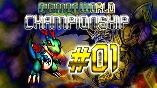 Digimon World Championship | #01 | Tutorial Phase