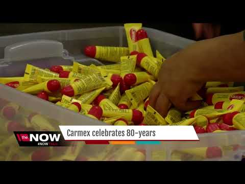 Carmex calls Wisconsin home for more than 80 years