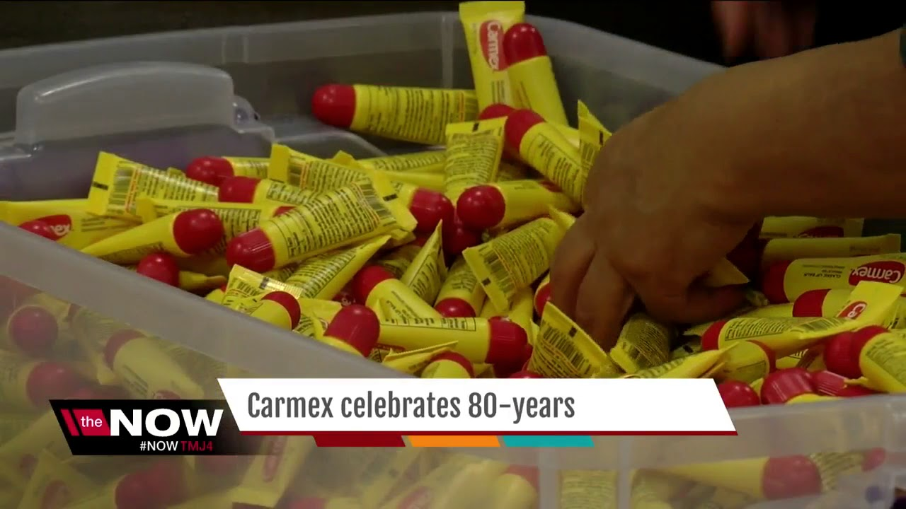 Carmex calls Wisconsin home for more than 80 years  - Buy American