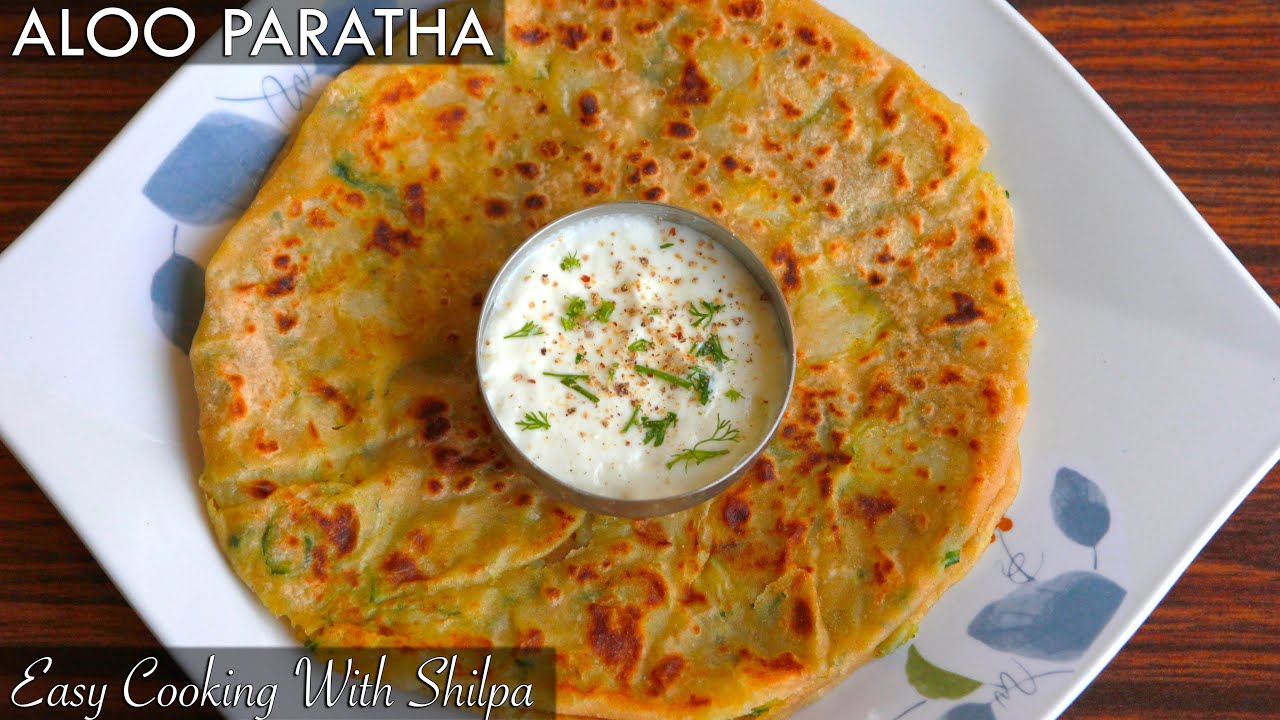 How to make aloo paratha aloo paratha recipe easy cooking with how to make aloo paratha aloo paratha recipe easy cooking with shilpa youtube forumfinder Image collections