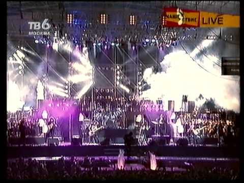 Засыпай live - Ария - полная версия