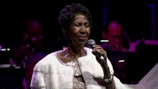 Aretha Franklin's final public performance Resimi