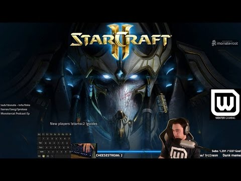 The Starcraft Cheese Hour Vol. 3 - From the most basic to AD