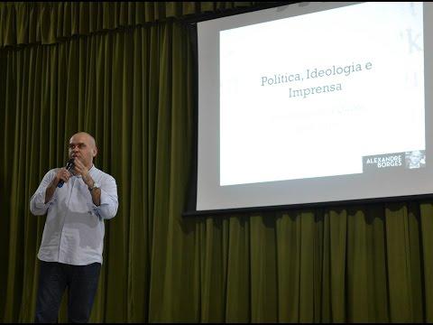 Palestra de Alexandre Borges - I Jornada Quebra-Quilos