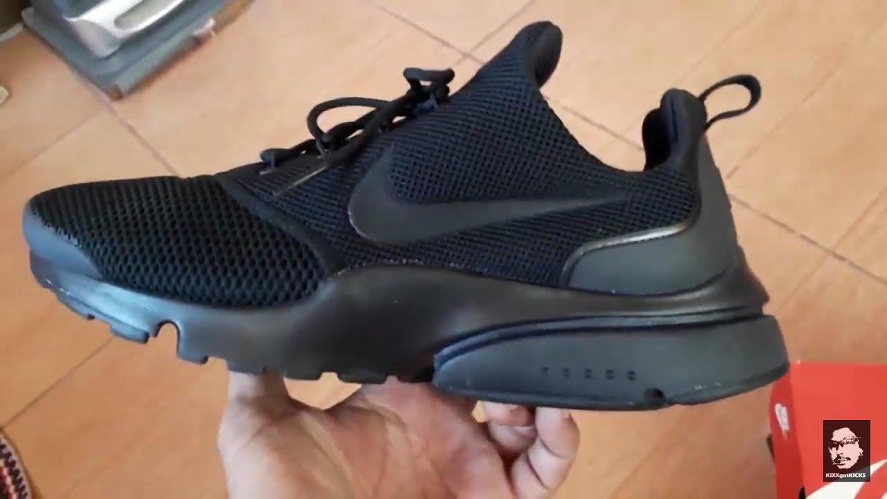 23cf8f18706c First impression Nike Presto fly - YouTube