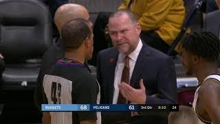 New Orleans Pelicans vs Denver Nuggets | January 24, 2020