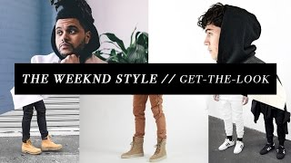 THE WEEKND GET THE LOOK - High Street, Affordable, Fashion