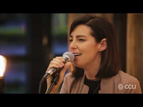 Acoustics @CCLI: Meredith Andrews - Spirit of the Living God