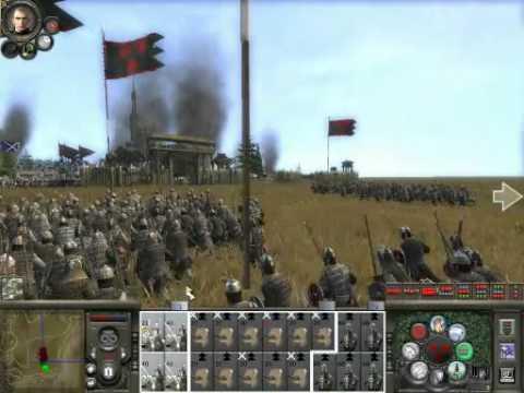 medieval 2 total war rocket launcher town take |