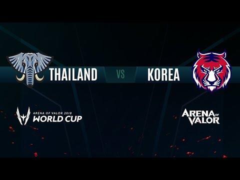 TH vs. KR  | Winners Finals Day 6 | AWC 2018