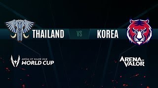 TH vs. KR  | Winners Finals Day 6 | AWC 2018