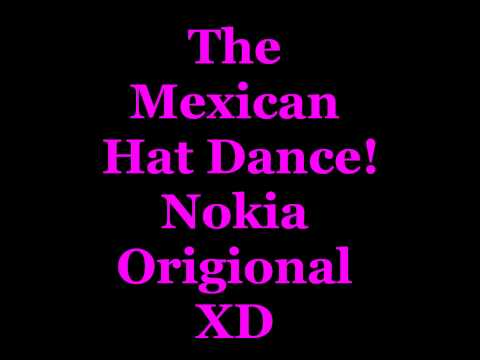The Nokia Mexican Hat Dance