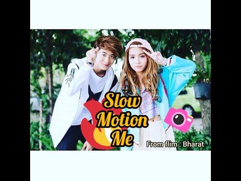 Slow Motion Me | Korean Mix | Nakash Aziz |  Shreya Ghoshal | Vishal - Shekhar