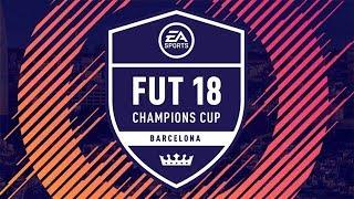 FINAL | FUT CHAMPIONS CUP BARCELONA | FIFA 18  (SALE MAL)