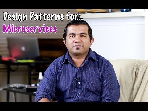 Design patterns for Microservices - so you won't Abuse it :)