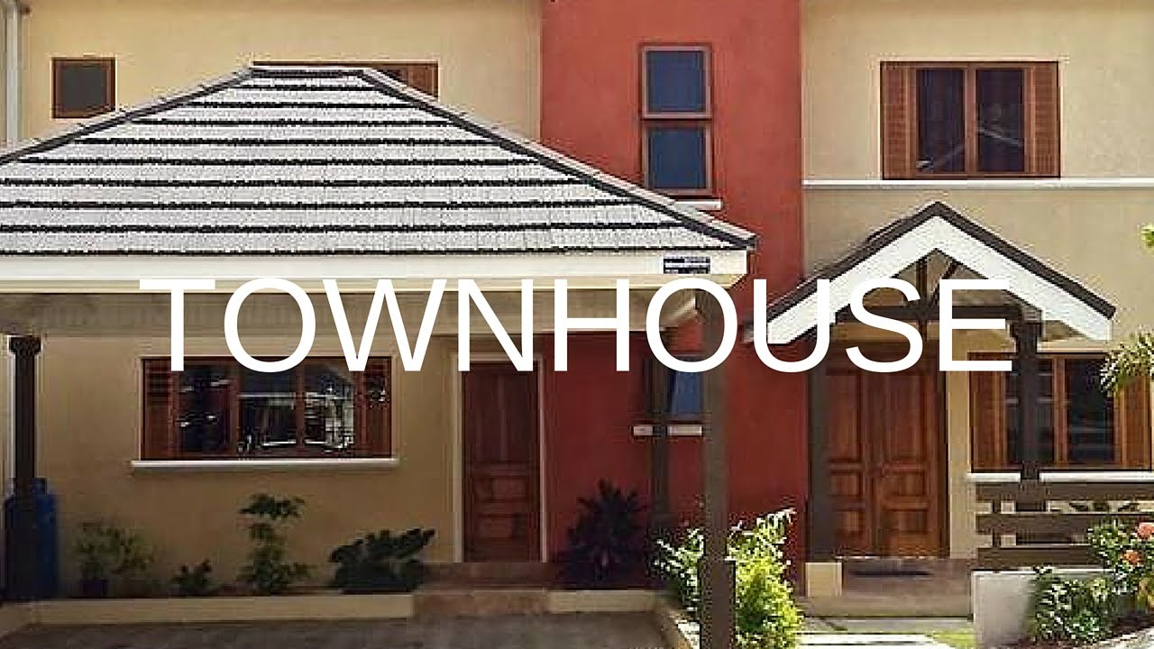 homes for rent - town house kingston & st. andrew, rosa place