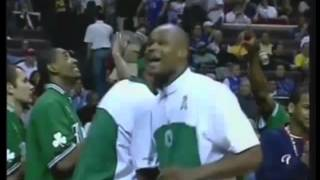 Antoine Walker is Weird