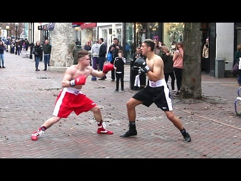 Thumbnail: BRUTAL BOXING IN PUBLIC