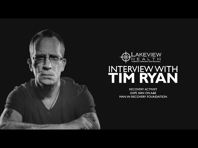 Tim Ryan 'Dope Man' Interview - How To Raise Awareness & Change The Stigma of Addiction