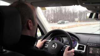 2015 VW Touareg Lane Assist & Adaptive Cruise Control at Volkswagen Waterloo with Robert Vagacs