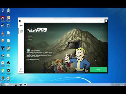 How To Get Fallout Shelter For PC! (And Use My Hacked Save Files!)