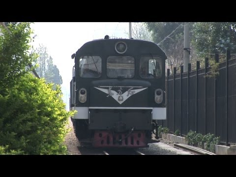 Narrow Gauge Railway in Kunming,China May,2012 (ReEditing)