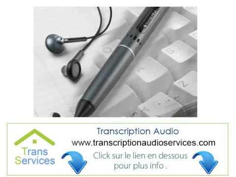 Transcription Audio Offshore Québec
