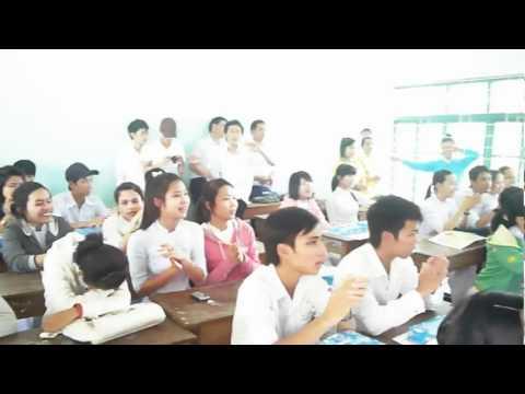 tổng kết cuối năm lớp 12a4 2012 trường thpt Huỳnh Ngọc Huệ