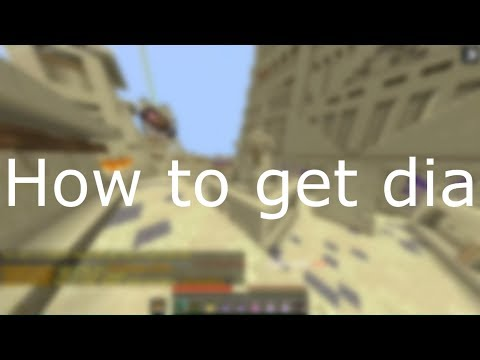 Minecraft Assassinations | How to get dia the easy way | Uncut gameplay